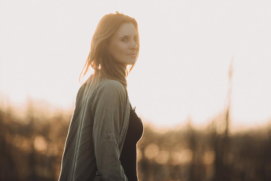 Shooting portrait femme lifestyle
