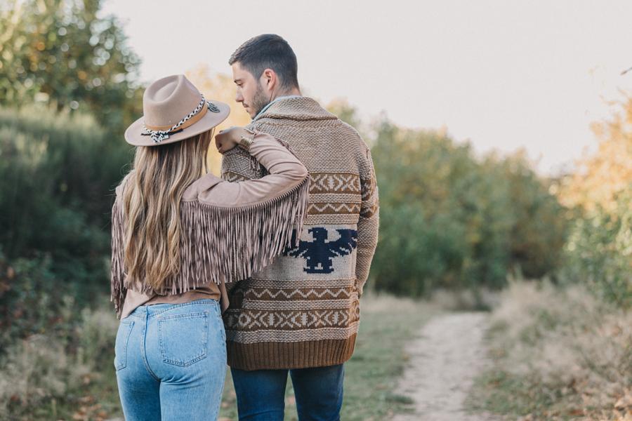 Shooting couple lifestyle